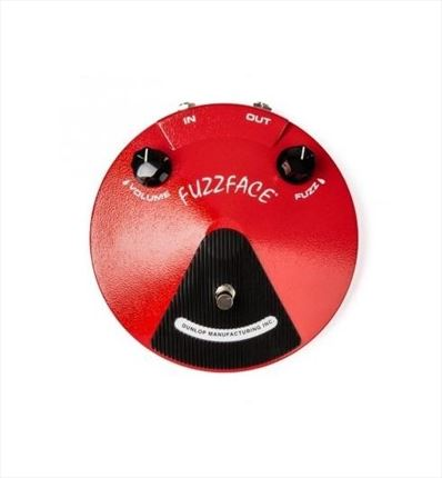 DUNLOP JD-F2 CLASSIC FUZZ FACE en Doce Compases