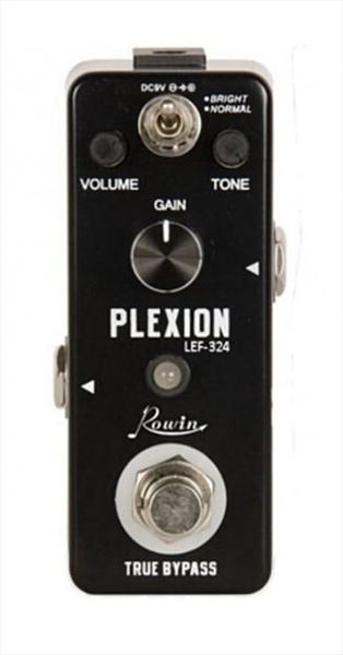 ROWIN DISTORTION - PLEXION LEF-324