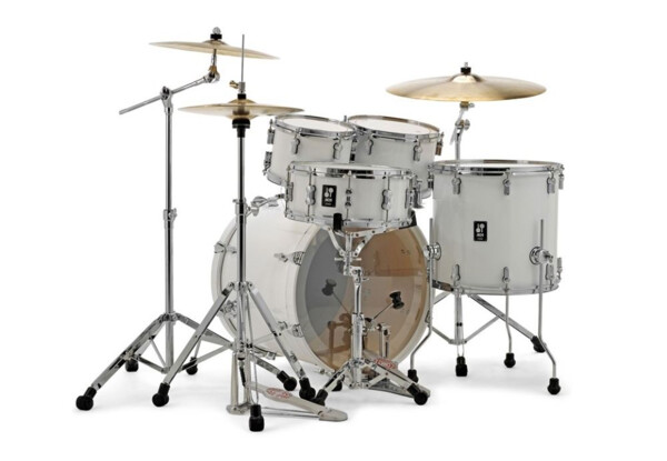 SONOR SET AQ1 STUDIO PIANO WHITE (1)