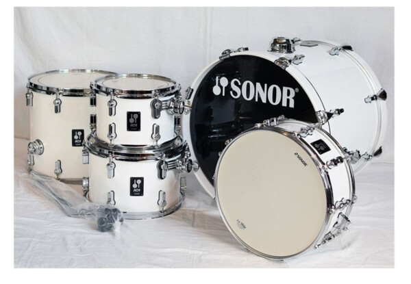 SONOR SET AQ1 STUDIO PIANO WHITE (2)